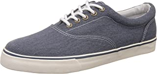 Marks & Spencer Men's Chambray Sneakers - 9 UK/India (43 EU)(2405)