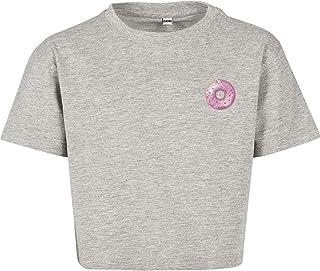 Mister Tee Kids Donut Cropped tee Camiseta para Niñas