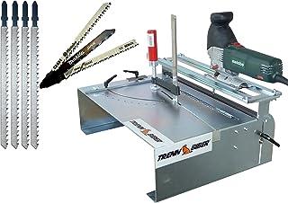 XXL jigsaws mesa + Bosch Makita + 4Vaivén–Armario o Sierra tronzadora–Sierra de cinta