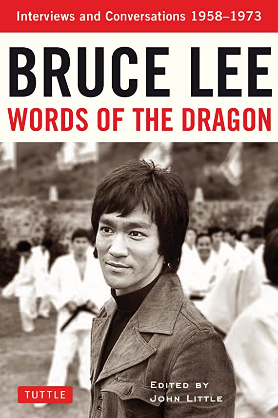 舌近代化する特権Words of the Dragon: Interviews, 1958-1973 (Bruce Lee Library) (English Edition)