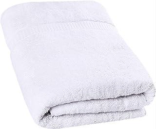 Ręczniki Utopia - Prześcieradło Premium Jumbo (90 x 180 cm, 1 szt.) - 600 GSM 100% bawełna ring-spun Bardzo chłonna i szyb...