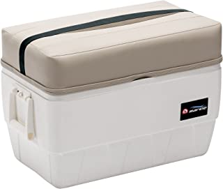Wise Premier Series 48-Quart Igloo Cooler with Cushion Seat