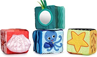 Baby Einstein Explore & Discover Soft Blocks Toys, Ages 3 months +