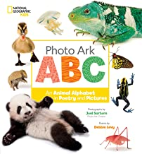 Photo Ark ABC: An Animal Alphabet in Poetry and Pictures (National Geographic Kids)