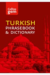 Collins Turkish Phrasebook and Dictionary Gem Edition (Collins Gem) Kindle Edition