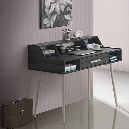 Maison Concept Urban Multi-Function Cabinet, Black - W600 x H916 x D1200 mm
