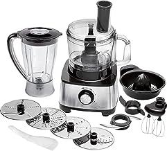 Profi Cook PC-KM 1063 compacte keukenmachine incl. mixer en citrusper, traploze snelheidsregeling, 1200 watt, roestvrijsta...