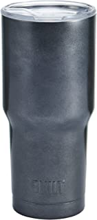 Built NY 5197080 Double Wall Stainless Steel Vacuum Insulated Tumbler, 30-Ounce, Gunmetal