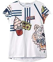 Kenzo Kids - Ice Cream Tee (Big Kids)