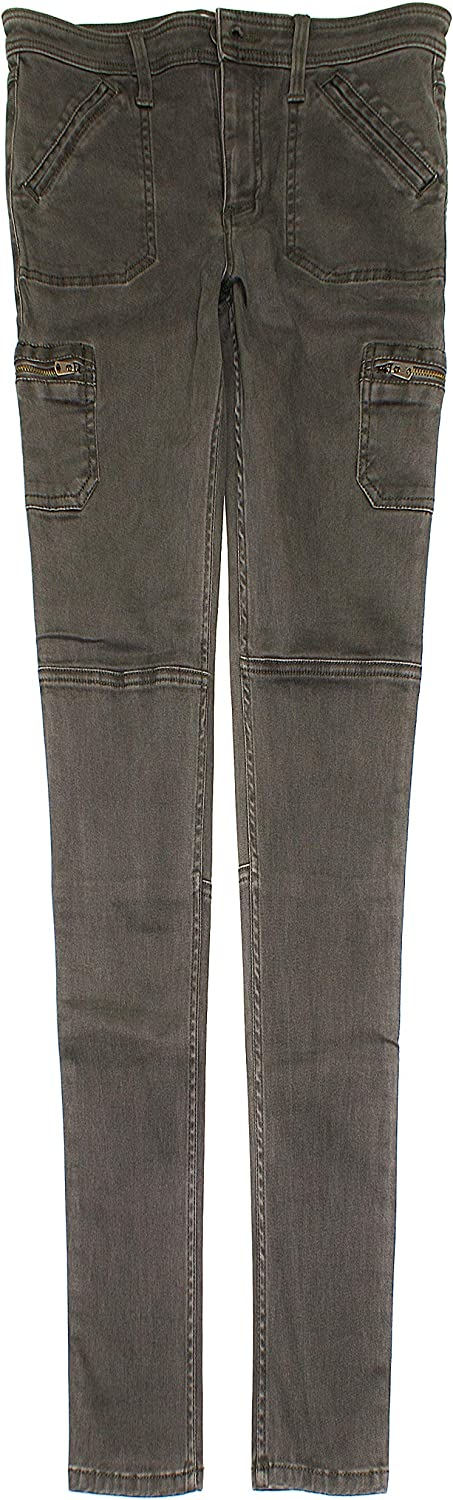 Amazon Com Abercrombie Fitch Jean De Talle Alto Para Mujer Jegging Af 08 Clothing