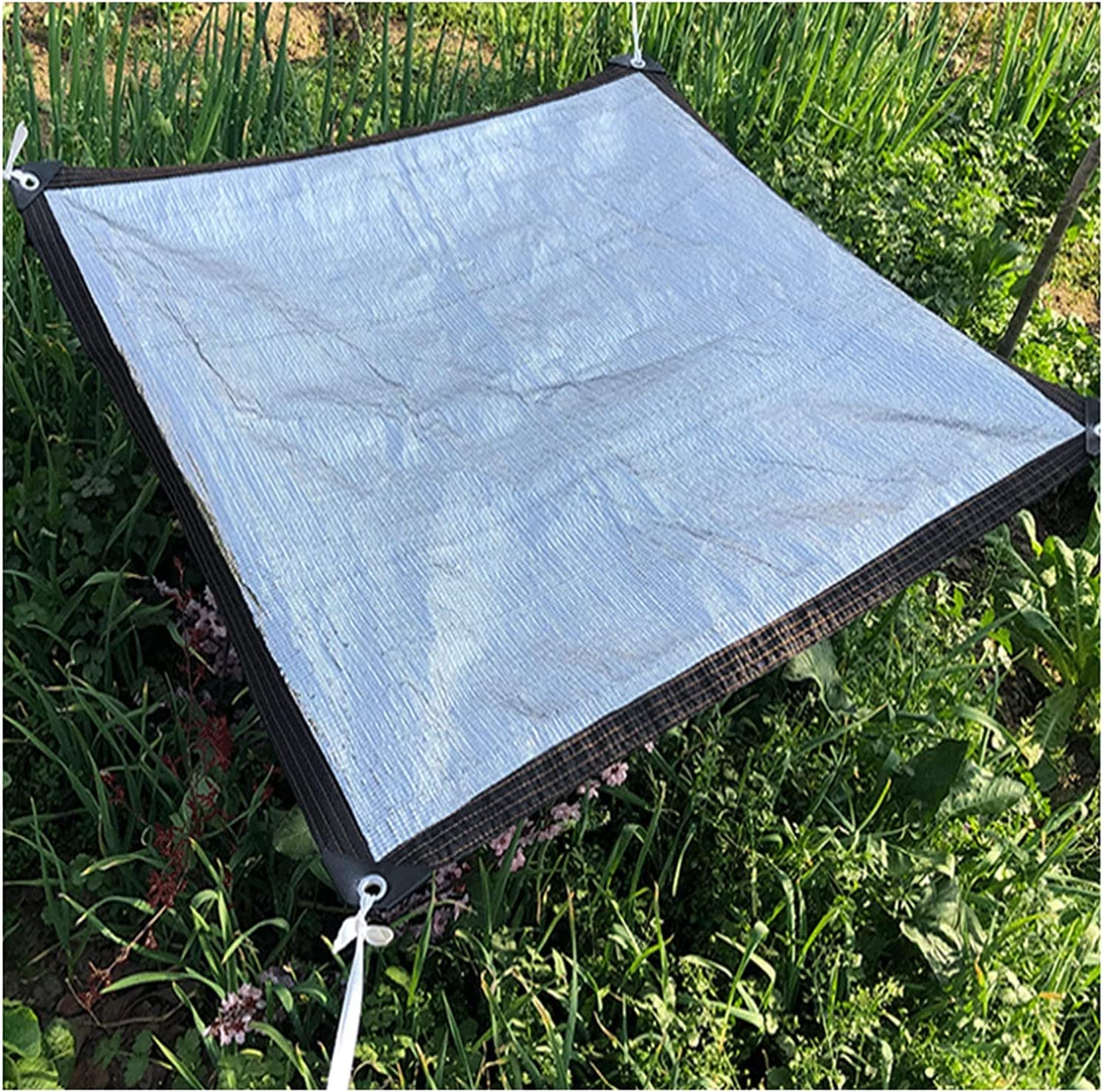 ASDQWER Shade Net Cloth Mesh He Foil Aluminum 6-Wire Quality inspection Chicago Mall