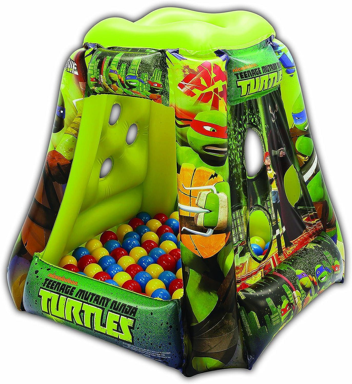 Teenage Mutant Ninja Turtles Turtle Heroes Tower Playland by Teenage Mutant Ninja Turtles TOY