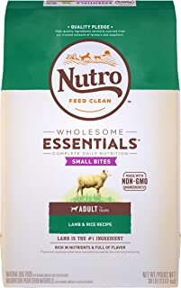 Best nutro lamb and rice small bites Reviews