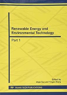 Renewable Energy and Environmental Technology
