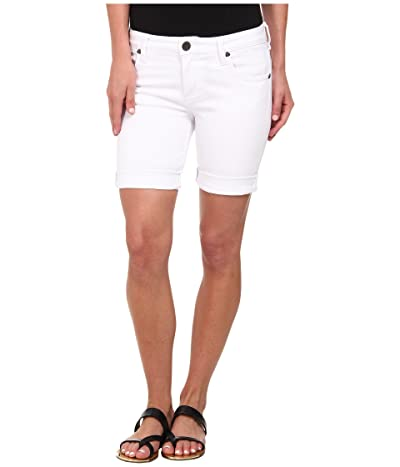 KUT from the Kloth Catherine Boyfriend Short (White) Women
