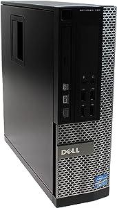 Dell OptiPlex 790 SFF/Core i7-2600 @ 3.4 GHz/16GB DDR3/1TB HDD/DVD-RW/Windows 10 PRO 64 BIT