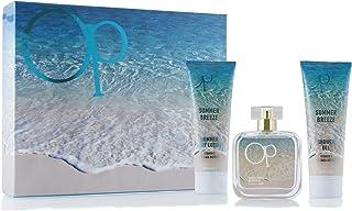 Ocean Pacific Summer Breeze 3 Piece Eau De Parfum Gift Set for Her