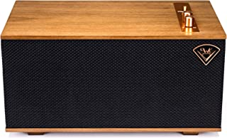 Klipsch The Three Heritage Wireless Tabletop Stereo (Three, Brown)