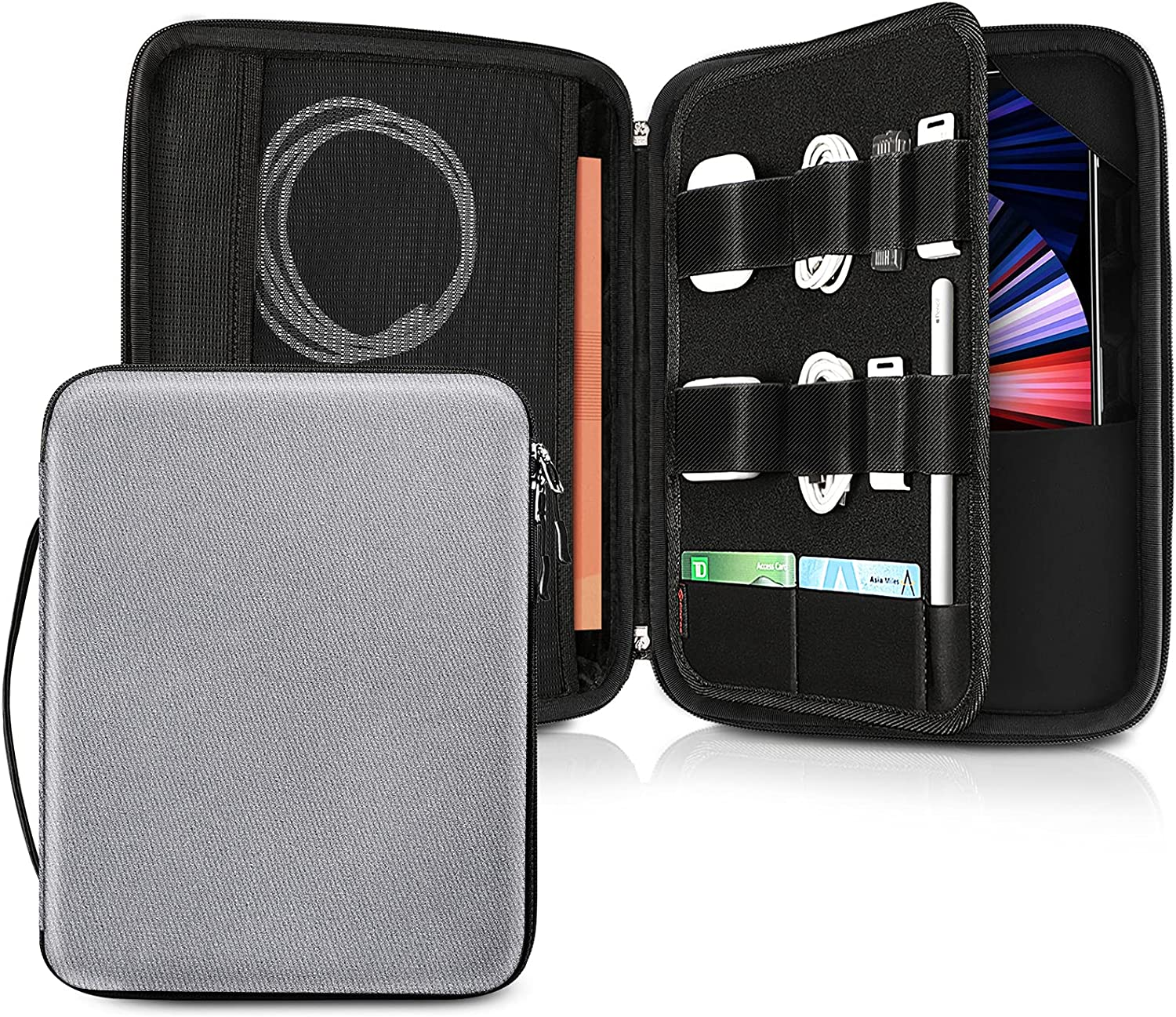 FINPAC Hard Shell Tablet Sleeve Case 12.9-inch for sold out Pro iPad 3rd Low price