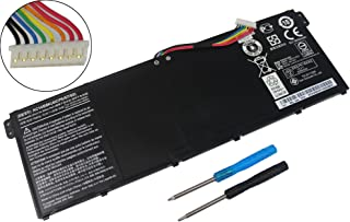 FLYTEN AC14B18J Battery for Acer Chromebook C810 CB3-111 CB5-571 CB3-531 C910,Aspire ES1-512 ES1-511 R7-371T E3-112 R3-131T ES1-111 ES1-311 R5-471T V3-371 V5-132 AC14B3K AC14B8K 12 Months Warranty