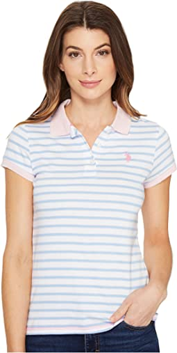 Short Sleeve Jersey Polo