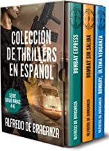 Colección de thrillers en español: Serie David Ribas 4-6 (Serie David Ribas Box-set (caja recopilatoria) nº 2)
