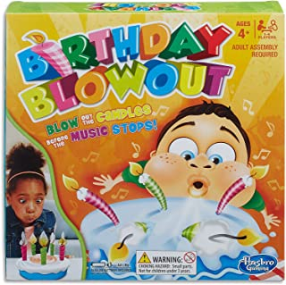 Birthday Blowout - Kids Social Party Game - Ages 4+