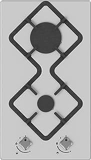 Dimensions produit : 30 // 54.6 Plaque Gaz 2 feux-Neff N23TA29N0 LxP en cm Plaque de cuisson Gaz