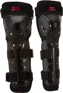 Royal Enfield Black Polyster Knee Protector (RRGPRK000001)