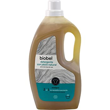 BioBel Detergente Liquido Eco - 5000 ml: Amazon.es: Salud y ...