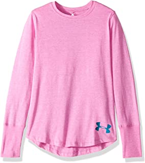 Under Armour Girls Finale Long Sleeve