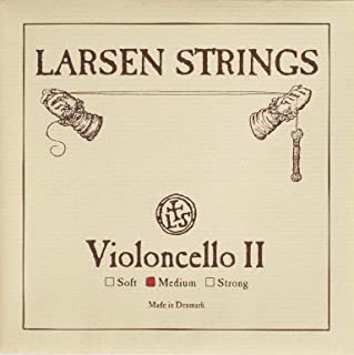 LARSEN Cello Strings (LC-DMED)