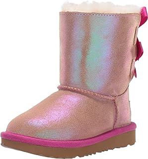 UGG Kids' Bailey Bow II Shimmer Boot