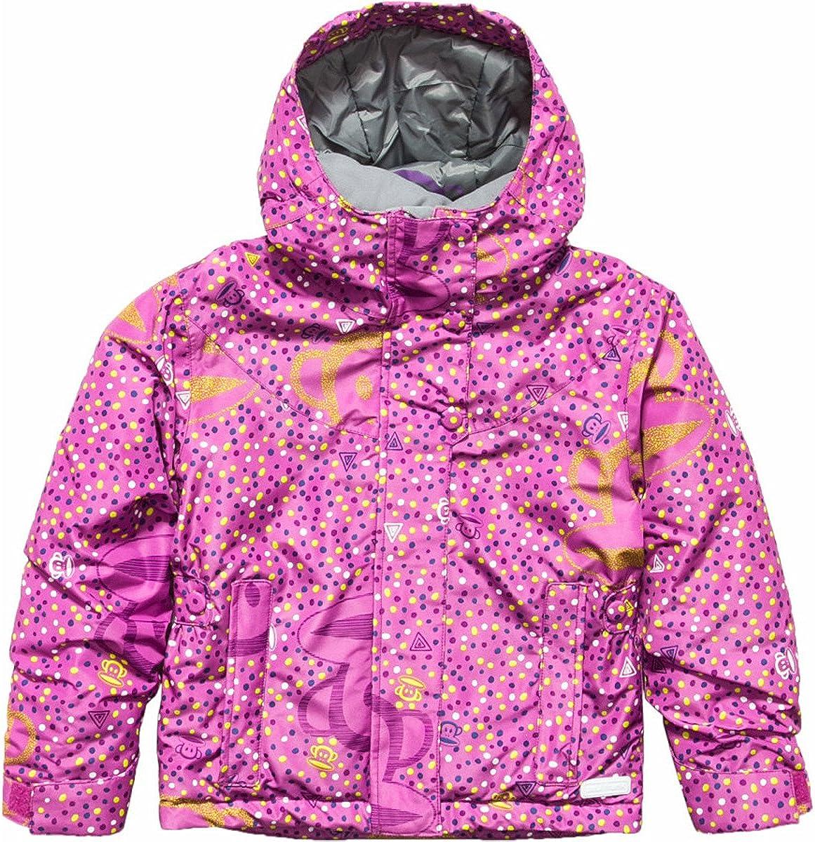 Lowest price challenge Paul security Frank Girl's Julius Pfunfeti Jacket Collage