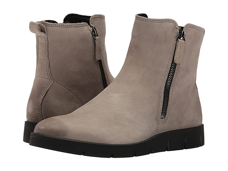 ECCO Bella Zip Boot (Warm Grey) Women