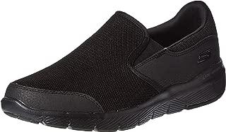 SKECHERS Flex Advantage 3.0, Men's Road Running Shoes, Black, 11 UK (46 EU)