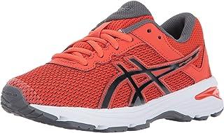ASICS Kids' GT-10006GS 跑步鞋 Cherry Tomato/Black/Carbon 1 Medium US Big Kid