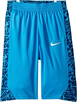 Dry Avalanche Aop Basketball Shorts  (Little Kids/Big Kids)
