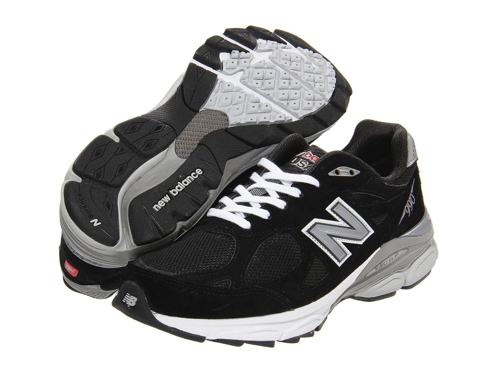 New Balance W990v3Atmospheric grades have affordable shoes