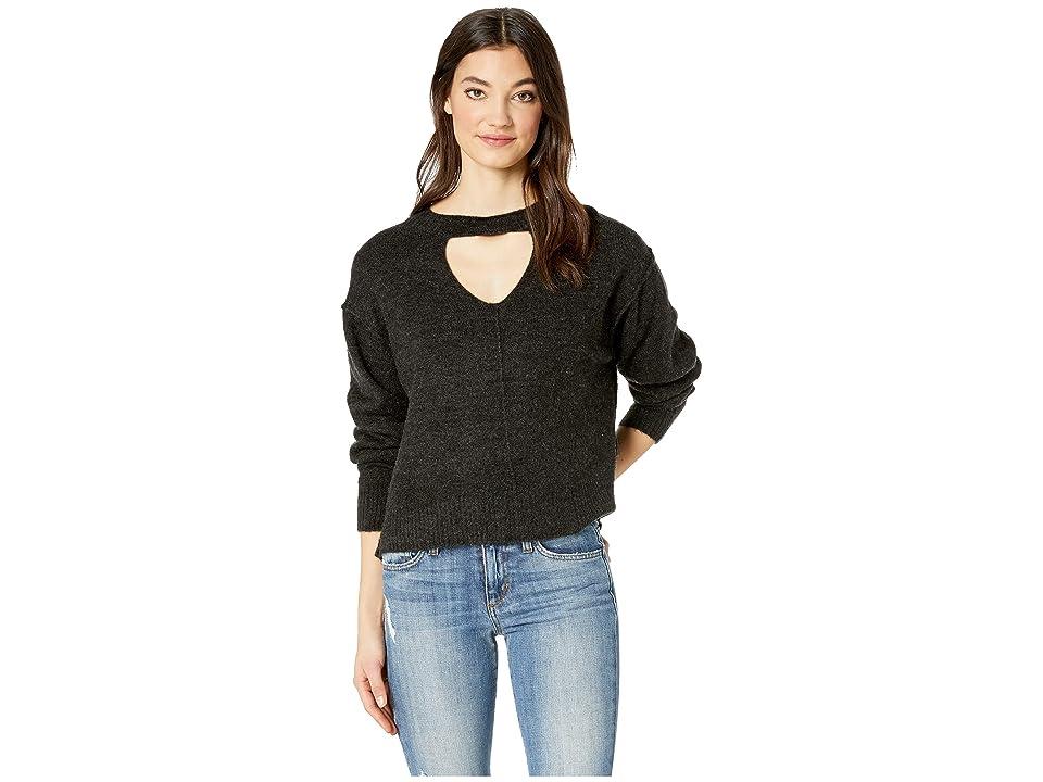 Billabong Without A Crew Sweater (Black) Women