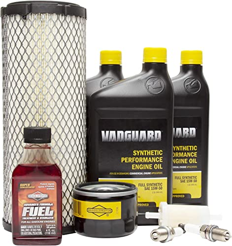 high quality Briggs and Stratton 84002315 2021 Vanguard Series Maintenance 2021 Kit, Multiple sale
