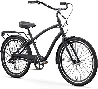 sixthreezero EVRYjourney Men's Hybrid Alloy Cruiser Bicycle and eBike​