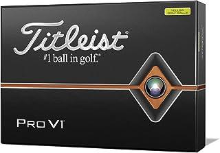 タイトリスト(TITLEIST) ゴルフボール 2019 Pro V1 1ダース (12個入り) 日本正規品