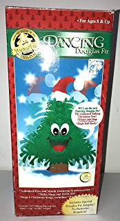 Original Douglas Fir The Talking Tree Talks, Sings and Dances! Large 18