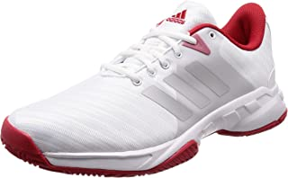 adidas 阿迪达斯 男 网球鞋 barricade court 3 CM7814