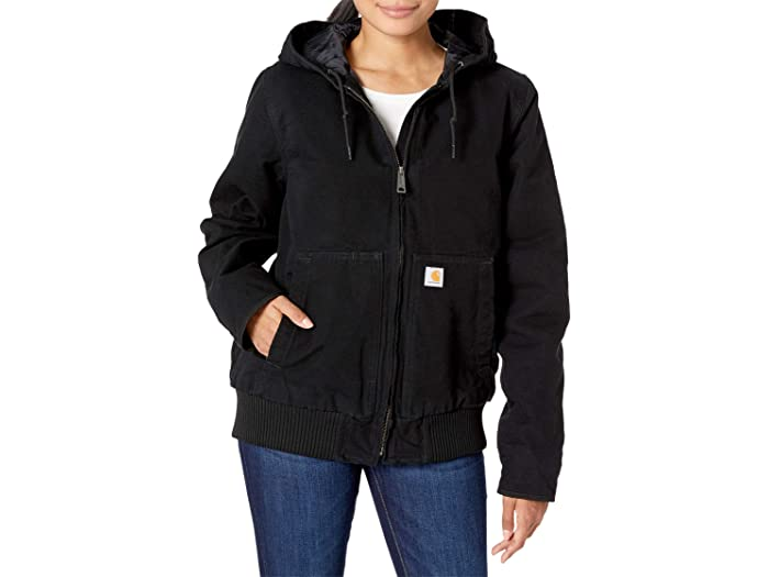 Carhartt WJ130 Washed Duck Active Jacket