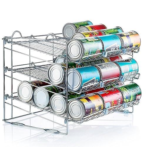 Storage Can Organizer: Amazon com