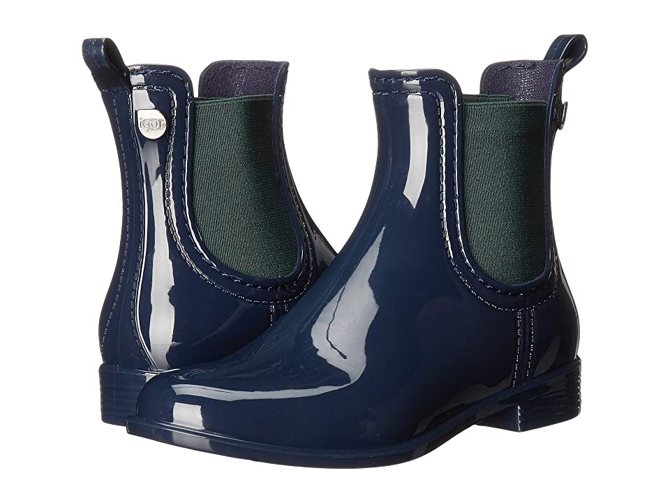 Igor W10146 (Little Kid/Big Kid) (Navy) Girl