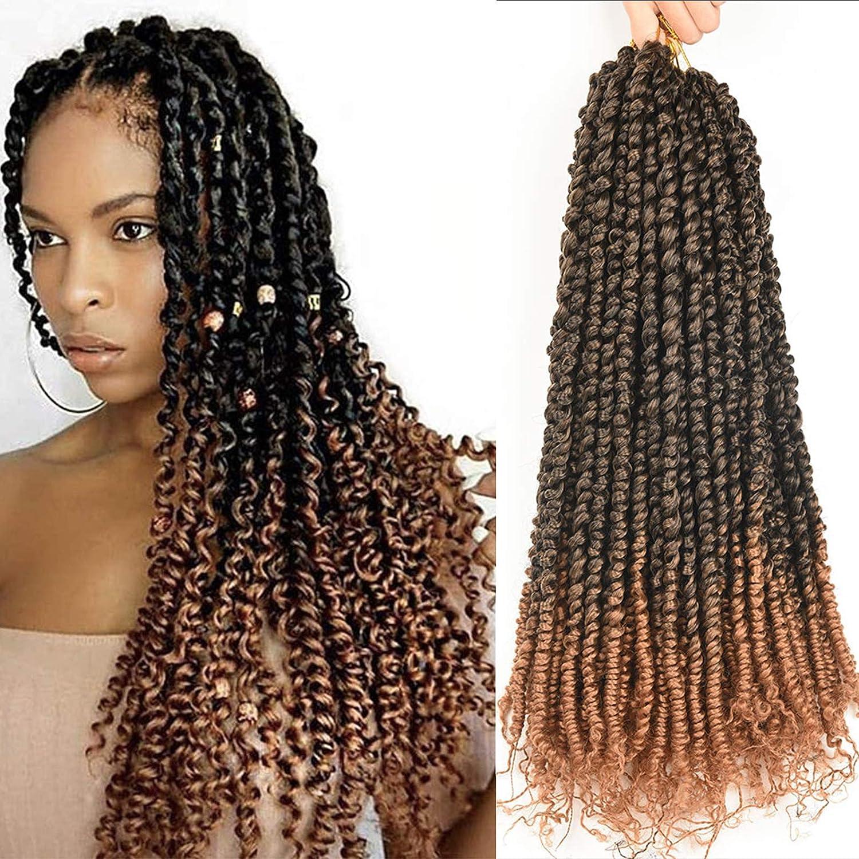 Tulsa Mall Passion Twist Hair - Purchase 7 Crochet Inch Packs 20