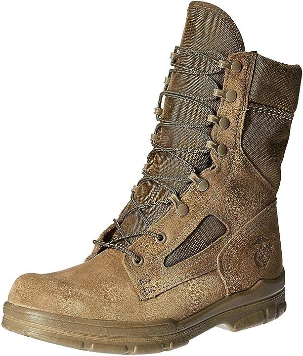 Anfibi militari deserto bates usa usmc lightweight durashocks military & tactical boot, olive mojave,10 ew us E50501